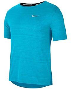NIKE - nike dri-fit miler men's running to - Blauw