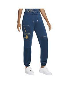 NIKE - nike sportswear icon clash women's - Blauw