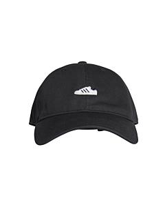 ADIDAS - super cap - Zwart-Wit