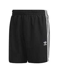 Adidas 3 stripe swims