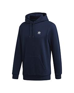 ADIDAS - essential hoody - Blauw