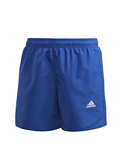 ADIDAS - yb bos shorts - Blauw