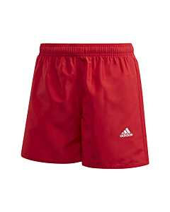 ADIDAS - yb bos shorts - Rood-Multicolour
