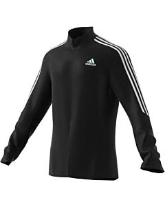ADIDAS - marathon jkt - Zwart-Wit