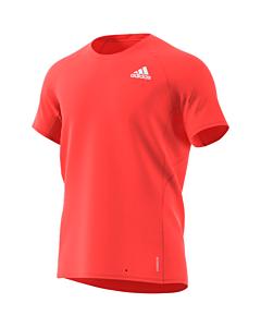ADIDAS - adi runner tee - Rood
