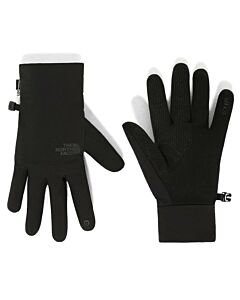 THE NORTH FACE - etip recycled tech glove - Zwart
