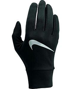 NIKE ACCESSOIRES - nike women's lightw tech run gloves - Zwart-Multicolour