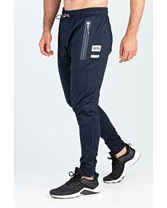 SJENG SPORTS - men cuffed pants - Blauw-Multicolour
