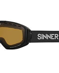 SINNER - mohawk sintec-trans+ - Zwart