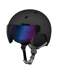 SINNER - titan visor - Zwart-Multicolour