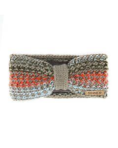 SINNER - sierra headband women - Grijs-Multicolour