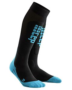 CEP - ultra light socks - zwart multicolour