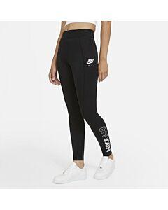 NIKE - nike air women's leggings - Zwart-Wit