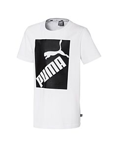 Puma big logo tee b