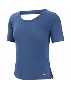Nike w nk miler top ss breathe