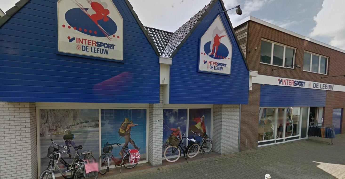 Wintersportzaak Heerenveen