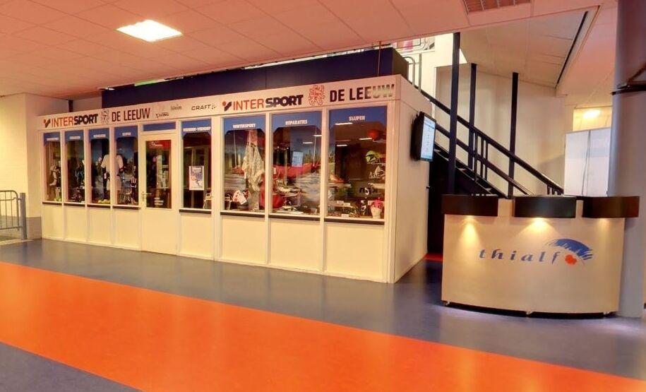 Skaterscorner Thialf Heerenveen
